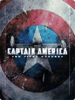 captain america hmv blu ray steelbook