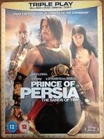 prince of persia blu ray steelbook