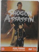 shogun assassin blu ray steelbook