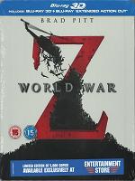 world war z steelbook